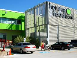 The new Houston Food Bank